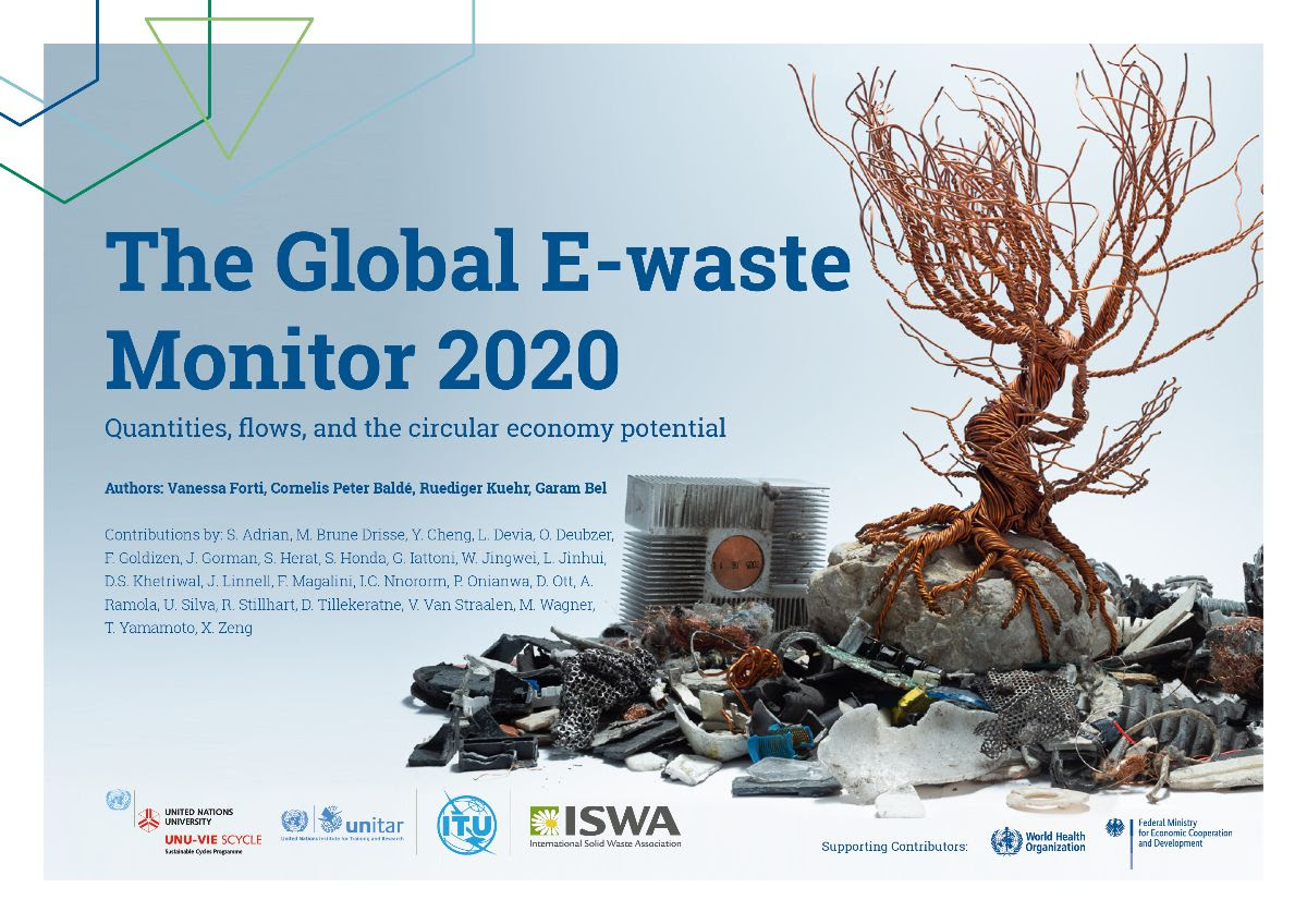 GLOBAL E-WASTE MONITOR
